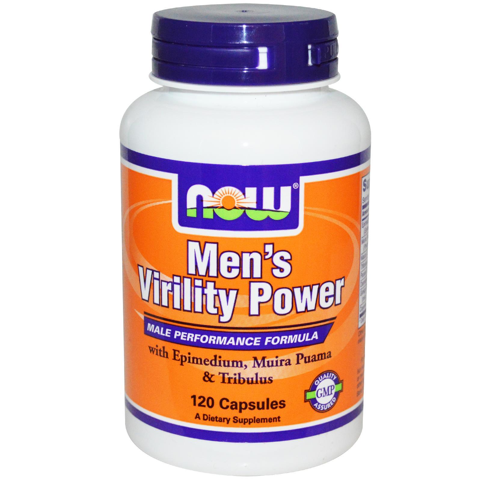 Mans Virility Power