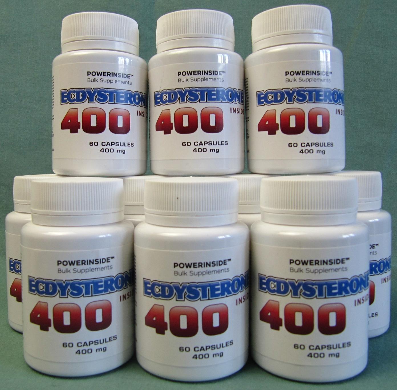 Экдистерон 400мг капсулы